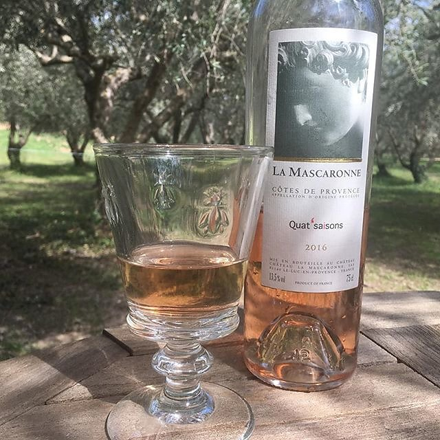 #vinsdeprovence in the #olivegrove #olivegarden @maisonlambot