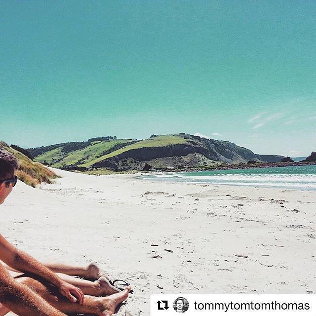 #aramoanabeach #newzealand