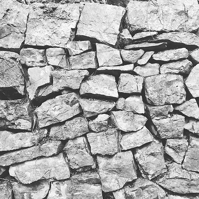 #provencal #drystonewall