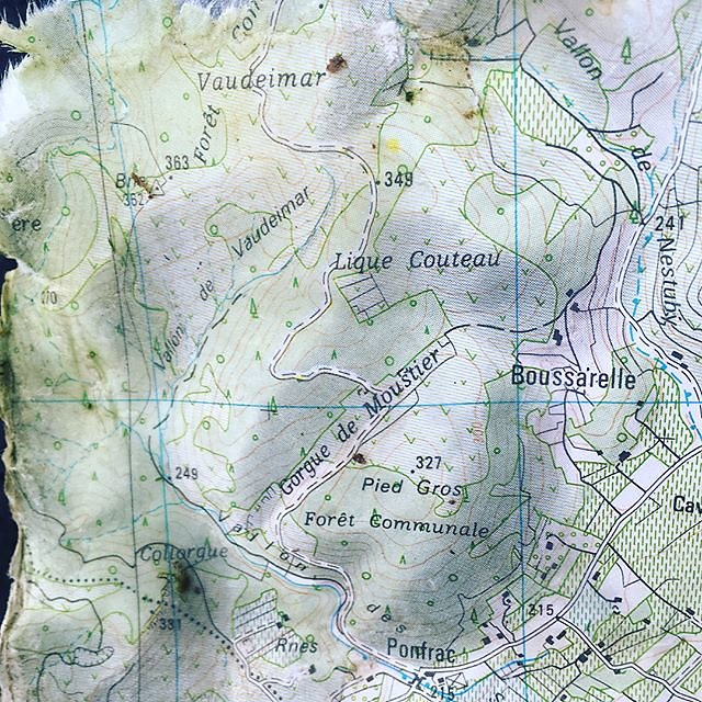 #mayday #hike Vallon de Vaudeimar near #cotignac @maisonlambot #provence #provenceverte