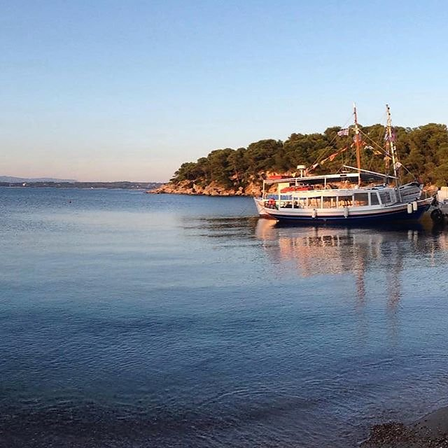 #spetses #greece #seaside