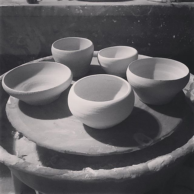 #wheelthrown #porcelain #teabowl #teabowls #ceramics #pottery
