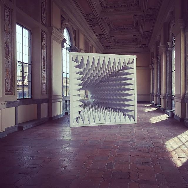 #luccabiennale #paper #lucca #artfestival