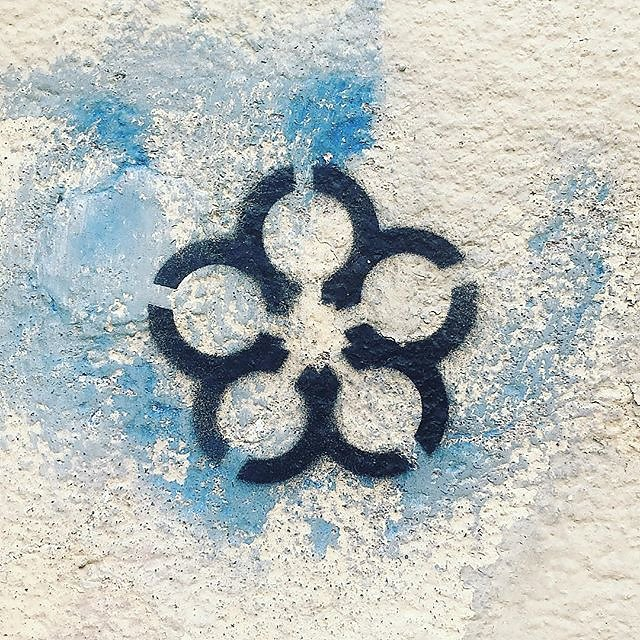 #graffiti #marseille #pretty #flowers